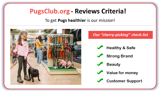 Best Dog Products for Pugs